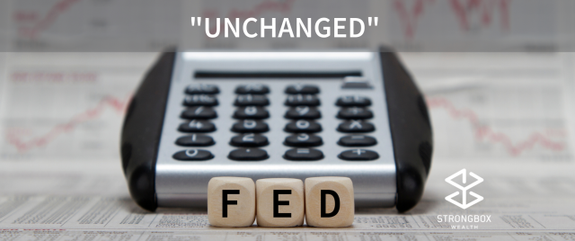 Unchanged Federal Reserve