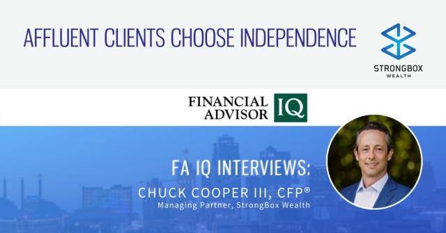 Affluent Clients Choose Independence